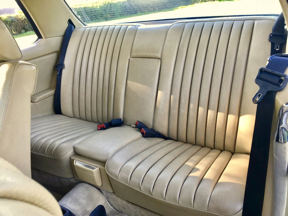 1985 Mercedes Benz 230 CE Auto. Low miles! FSH. For Sale (picture 6 of 6)