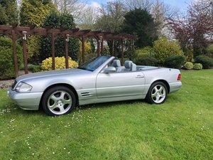 1998 Classic Mercedes SL320