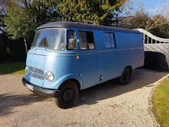 1964 Mercedes L319 For Sale (picture 1 of 5)