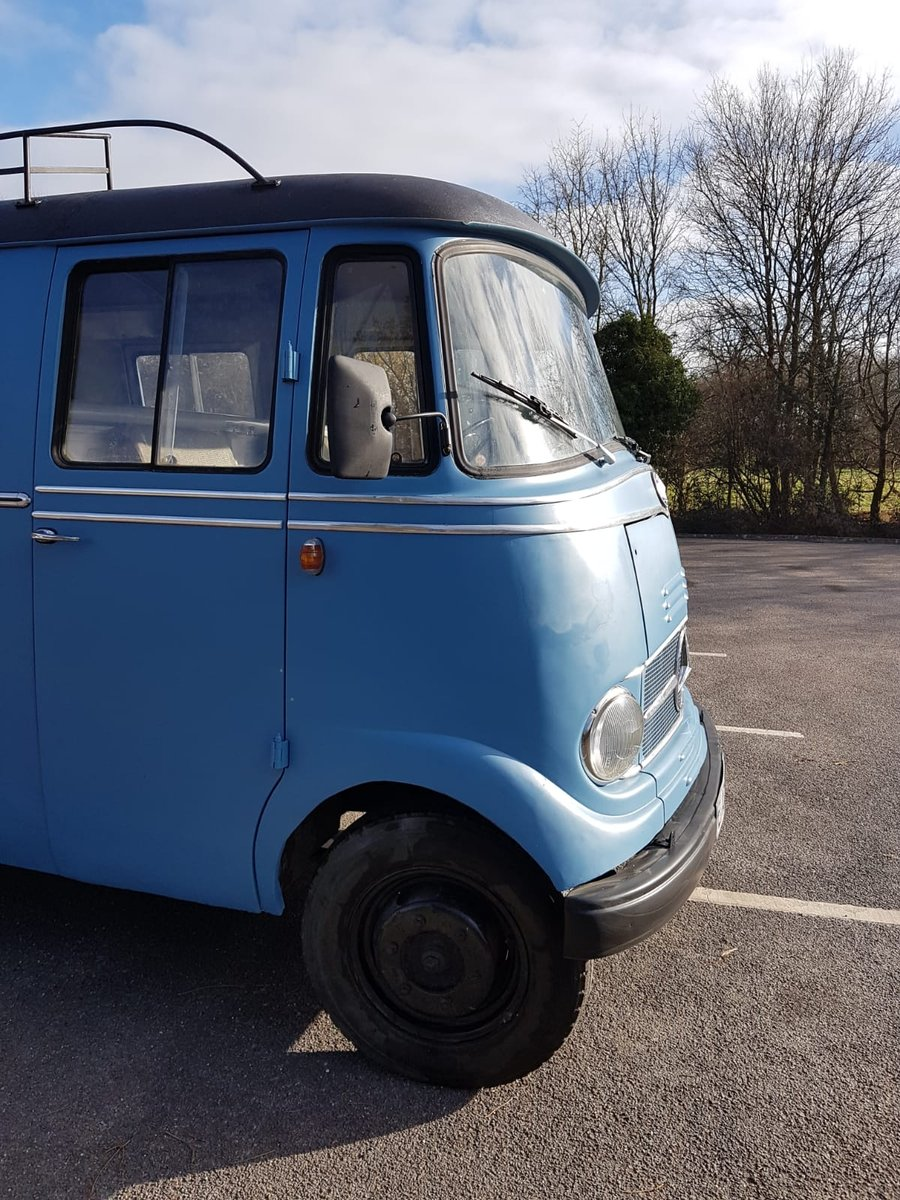 1964 Mercedes L319 For Sale (picture 4 of 5)