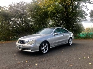 2004 Mercedes CLK 320 Petrol Coupe - Fully Loaded For Sale