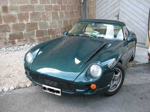 TVR Chimaera 400 HC very rare original LHD !!