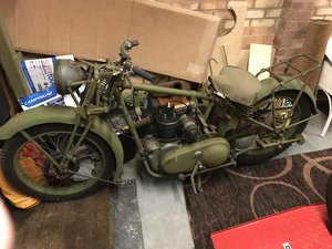 1940 Royal Enfield WDC For Sale