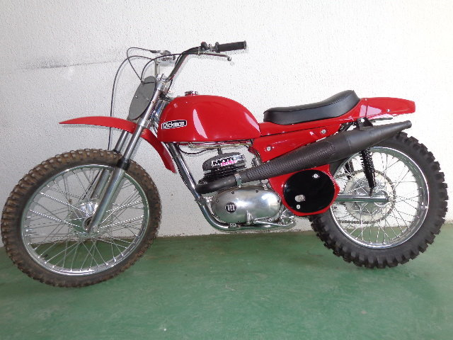1975 Tickman Montesa Cappra 250 SOLD (picture 1 of 5)