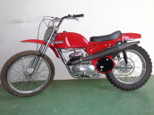 1975 Tickman Montesa Cappra 250 For Sale