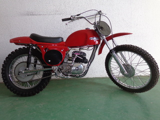 1975 Tickman Montesa Cappra 250 SOLD (picture 2 of 5)