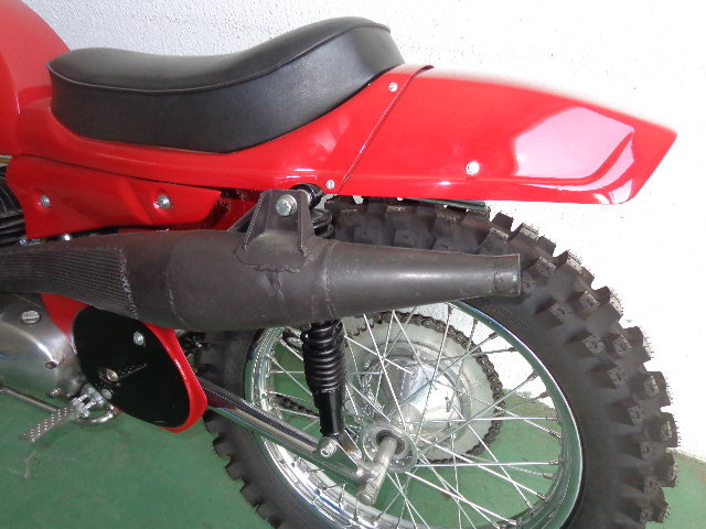 1975 Tickman Montesa Cappra 250 SOLD (picture 4 of 5)