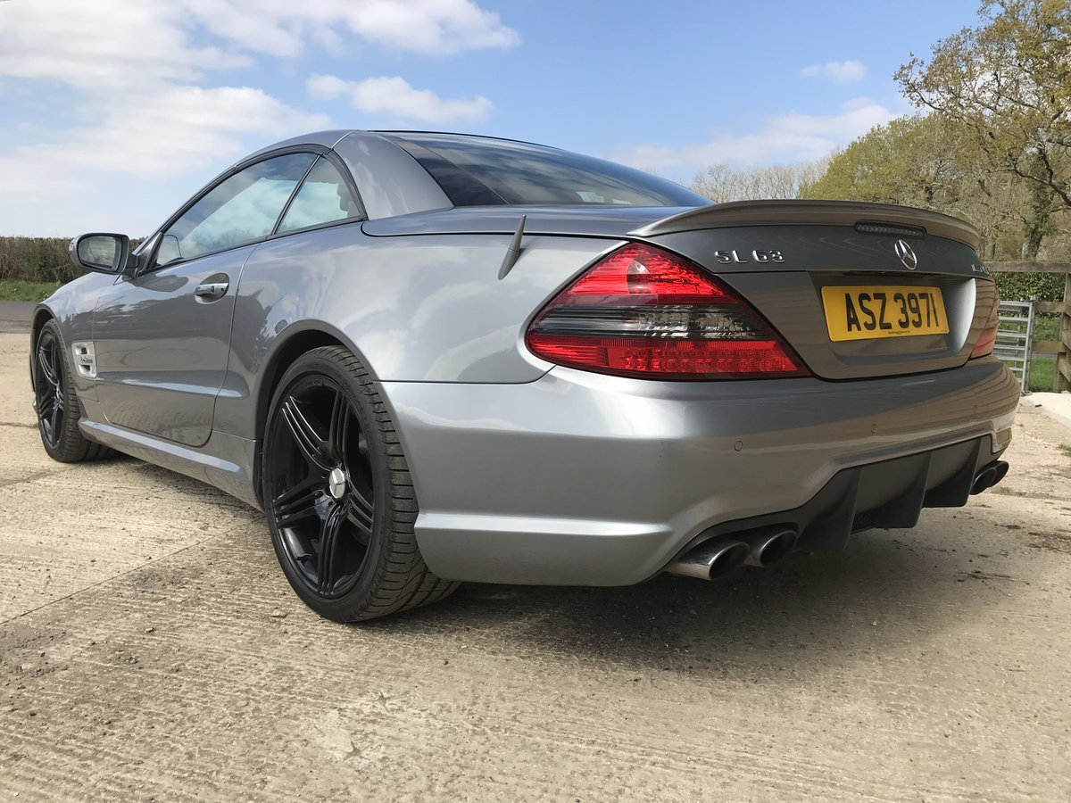 2008 Mercedes-Benz SL 63 AMG For Sale (picture 2 of 6)