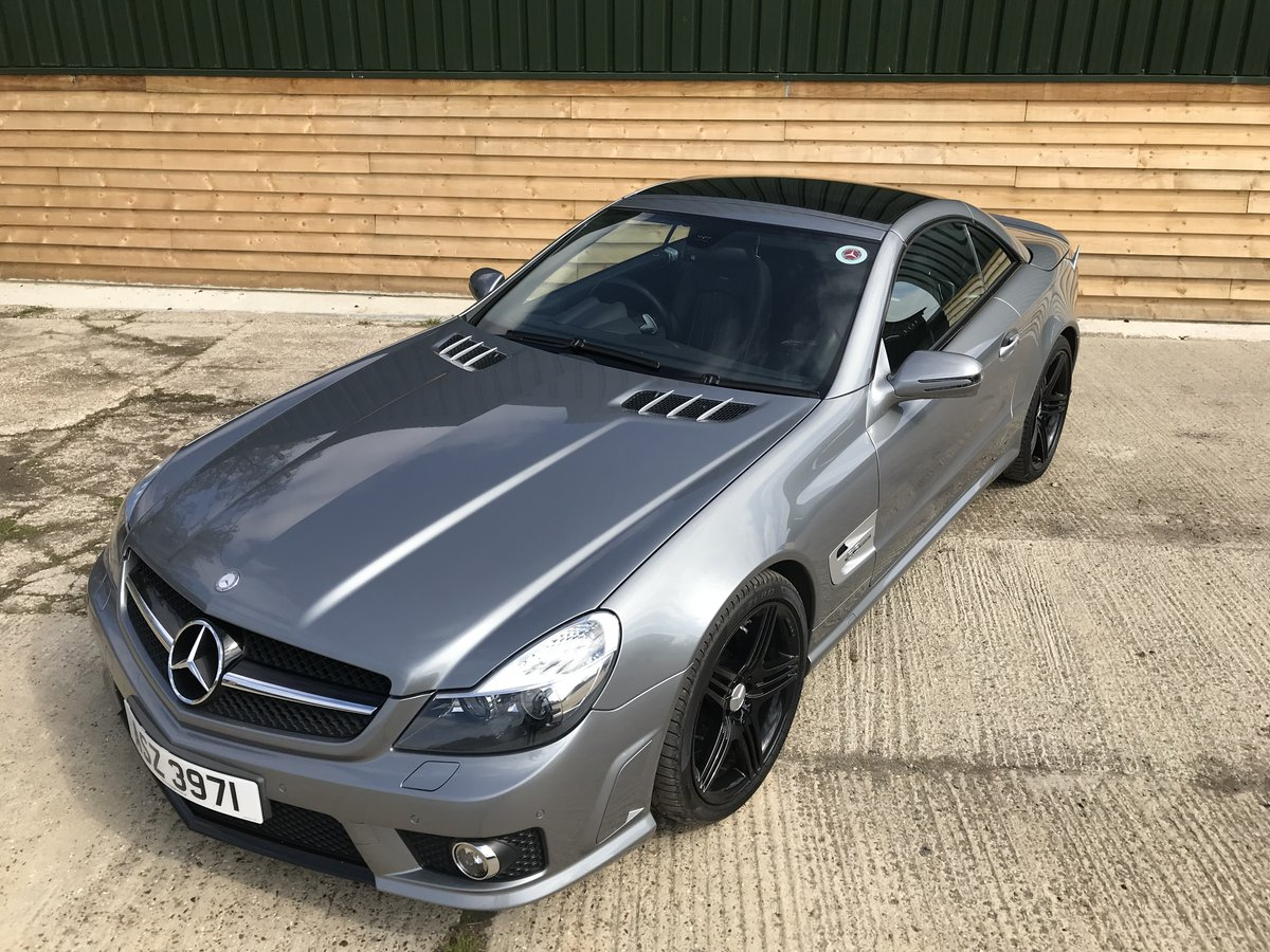 2008 Mercedes-Benz SL 63 AMG For Sale (picture 4 of 6)