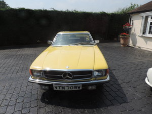 Mercedes Benz 380 SL Sports 1981 For Sale
