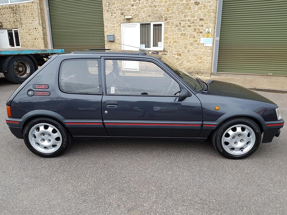 1989 Stunning Restored Peugeot 205 1.9 Gti For Sale (picture 3 of 6)