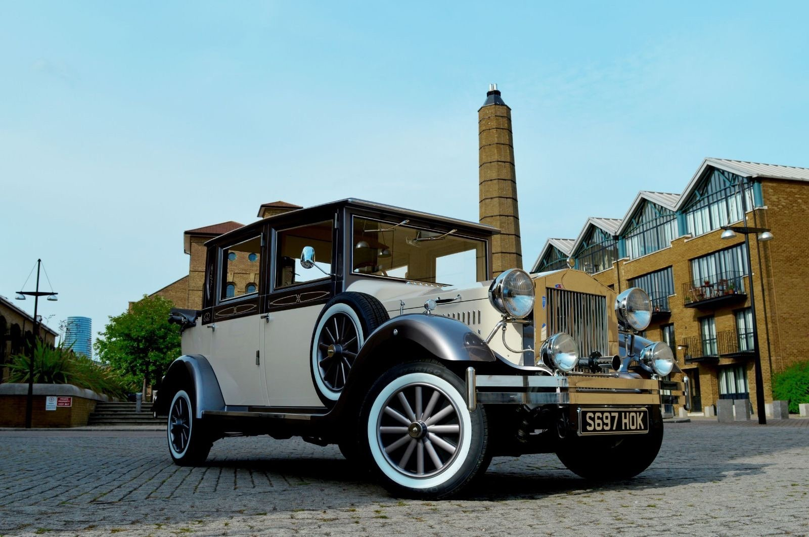 2018 Vintage wedding car hire For Hire (picture 3 of 6)