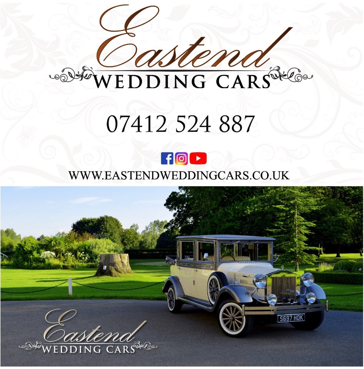 2018 Vintage wedding car hire For Hire (picture 6 of 6)