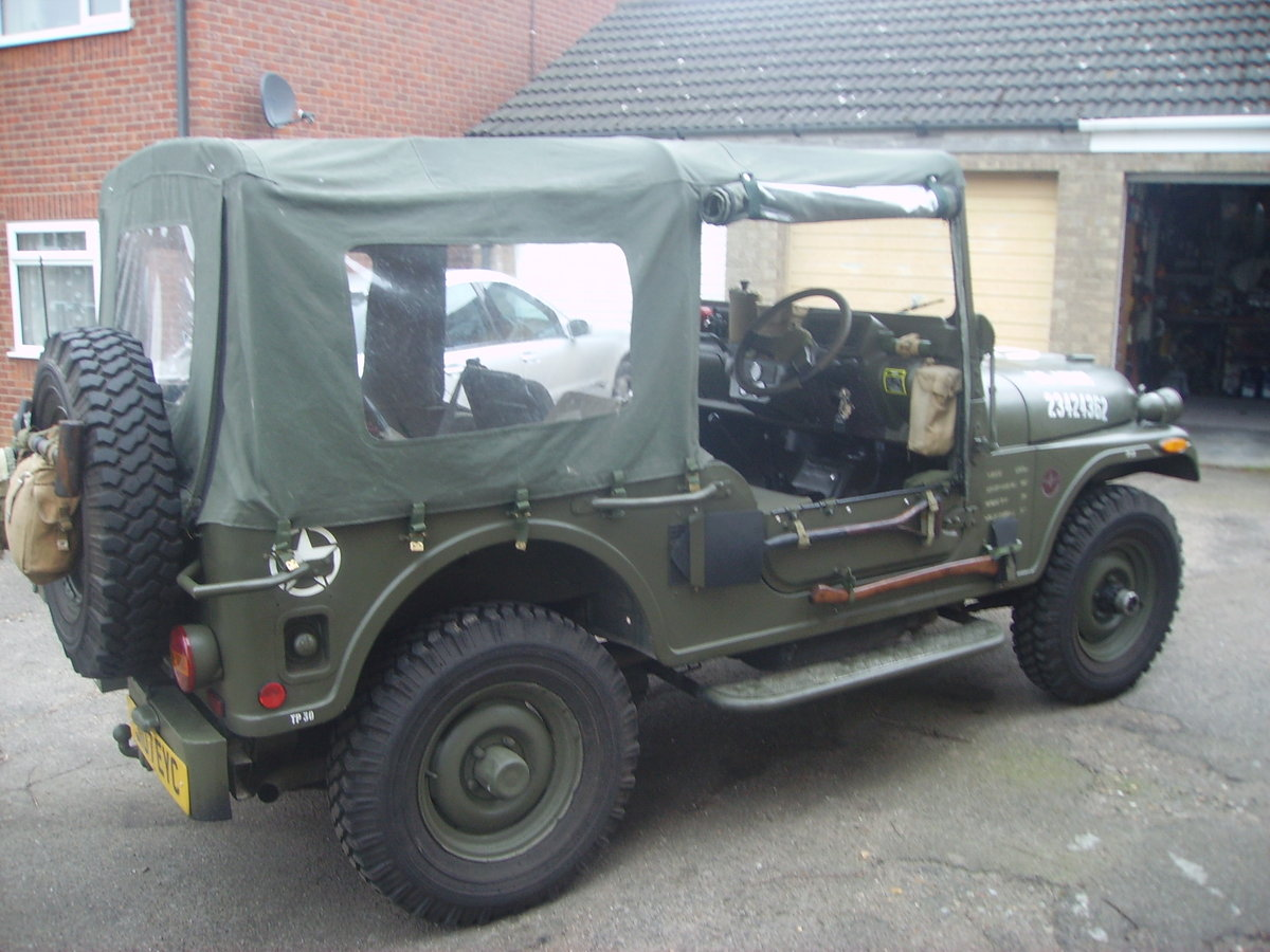 1992 willys jeep 4x4 Mahindra For Sale (picture 1 of 6)