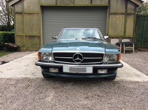 1987 SL500 For Sale