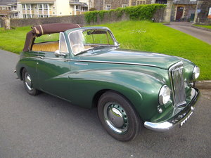 1954 Sunbeam Talbot 90 Coupe/Power Steering/MOT For Sale