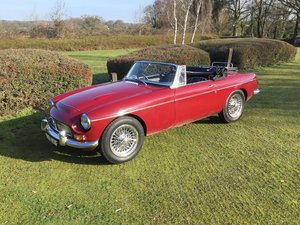 MGC Roadster 1968 For Sale