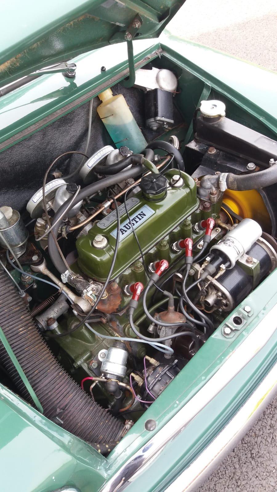 1964 MK1 Mini Cooper For Sale (picture 4 of 6)