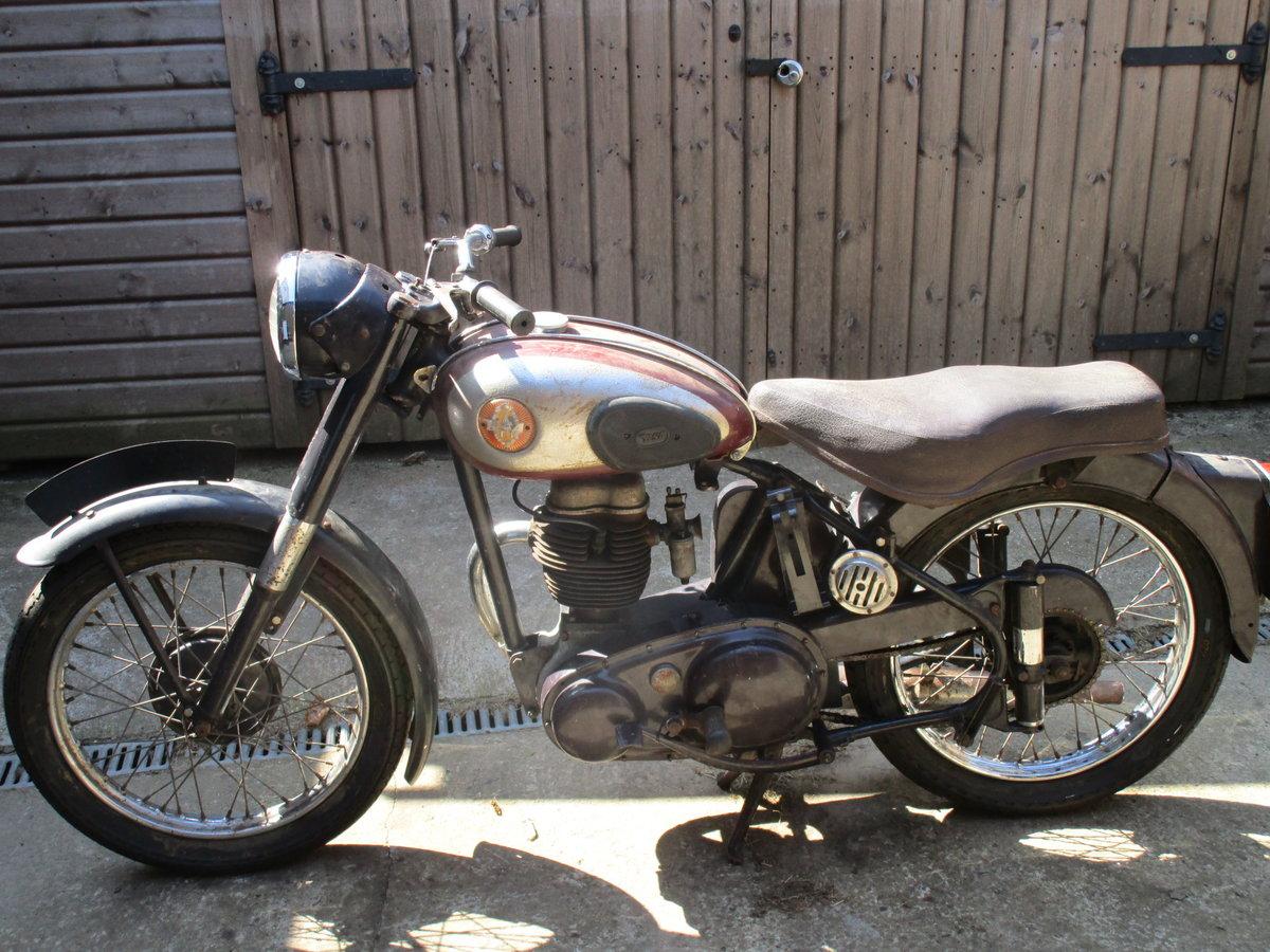 BSA C11G 1955 V5C. Restoration / barn find For Sale (picture 1 of 6)