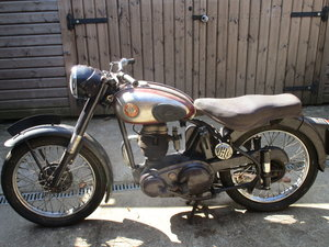 BSA C11G 1955 V5C. Restoration / barn find
