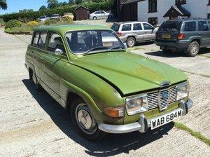 1973 Saab 95 For Sale