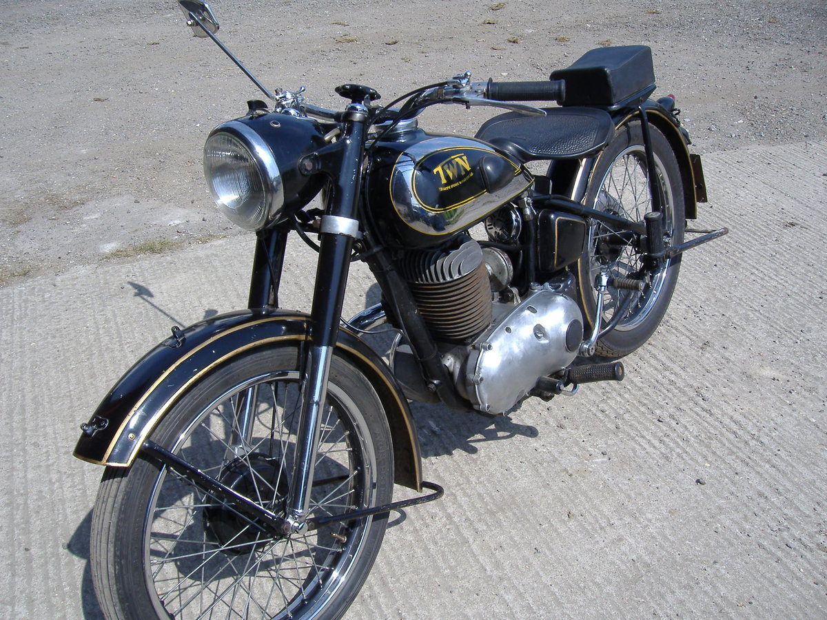 1951 Classic German motorcycle For Sale (picture 2 of 6)