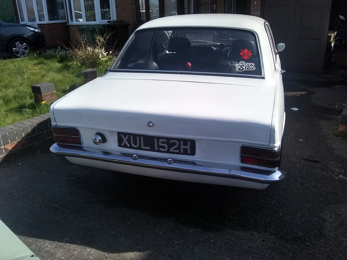 1969 Vauxhall Viva HB rare car For Sale (picture 2 of 6)