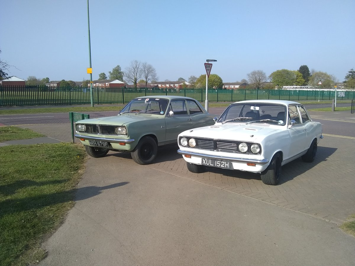 1969 Vauxhall Viva HB rare car For Sale (picture 3 of 6)