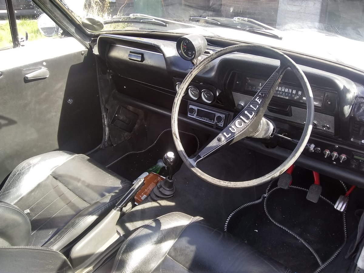 1969 Vauxhall Viva HB rare car For Sale (picture 4 of 6)
