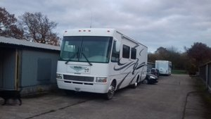 2005 seabreeze motorhome For Sale