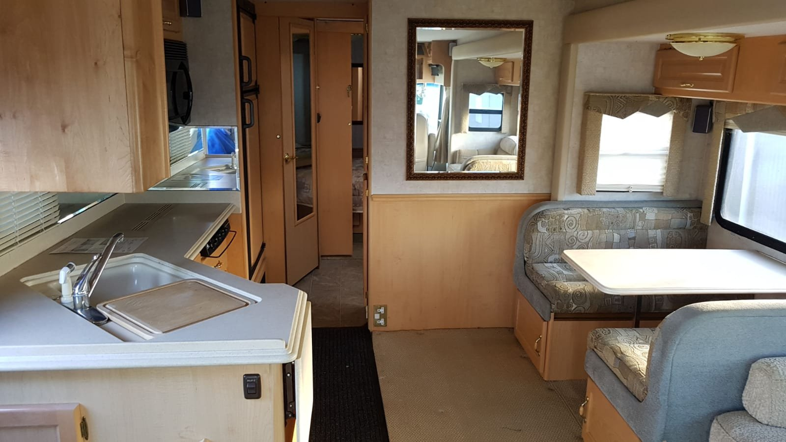 2005 seabreeze motorhome For Sale (picture 4 of 6)
