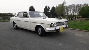 1972 1mmaculate Ford Zodiac For Sale