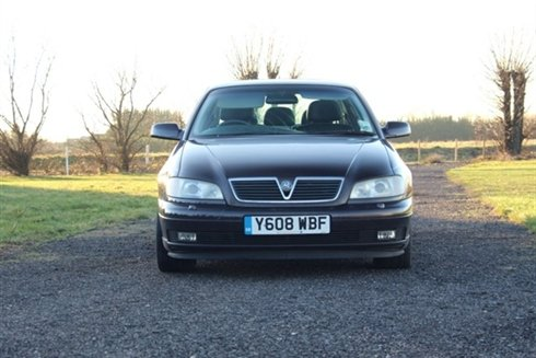 2001 Omega 3.0i V6 24V Elite, 3 Owners SOLD (picture 2 of 5)
