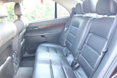 2001 Omega 3.0i V6 24V Elite, 3 Owners SOLD (picture 4 of 5)