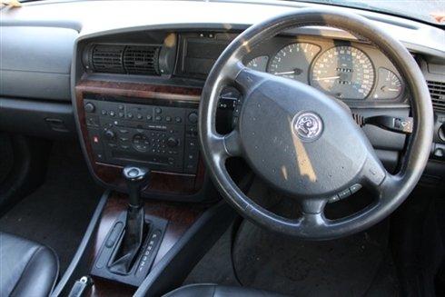 2001 Omega 3.0i V6 24V Elite, 3 Owners SOLD (picture 5 of 5)