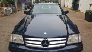 low milage 1998 R129 320 sl mercedes For Sale