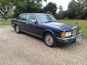 1995 Rolls Royce silver spirit 2 For Sale