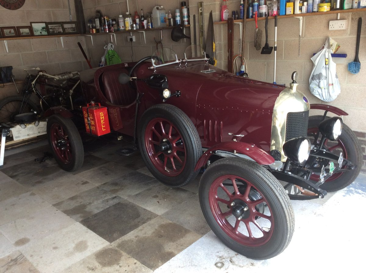 Morris Bullnose Cowley Sports Body 1926 For Sale (picture 1 of 3)