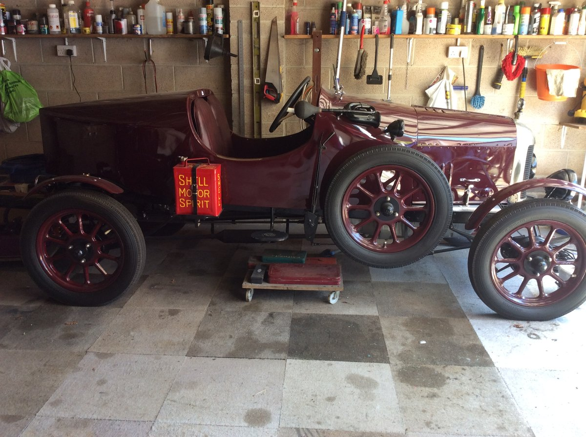 Morris Bullnose Cowley Sports Body 1926 For Sale (picture 2 of 3)