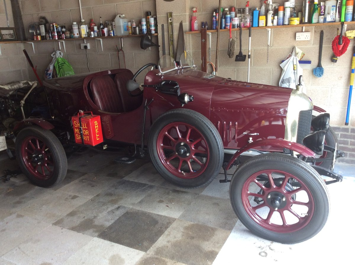 Morris Bullnose Cowley Sports Body 1926 For Sale (picture 3 of 3)