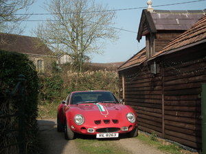 2009 250 GTO Recreation red 3 litre power For Sale