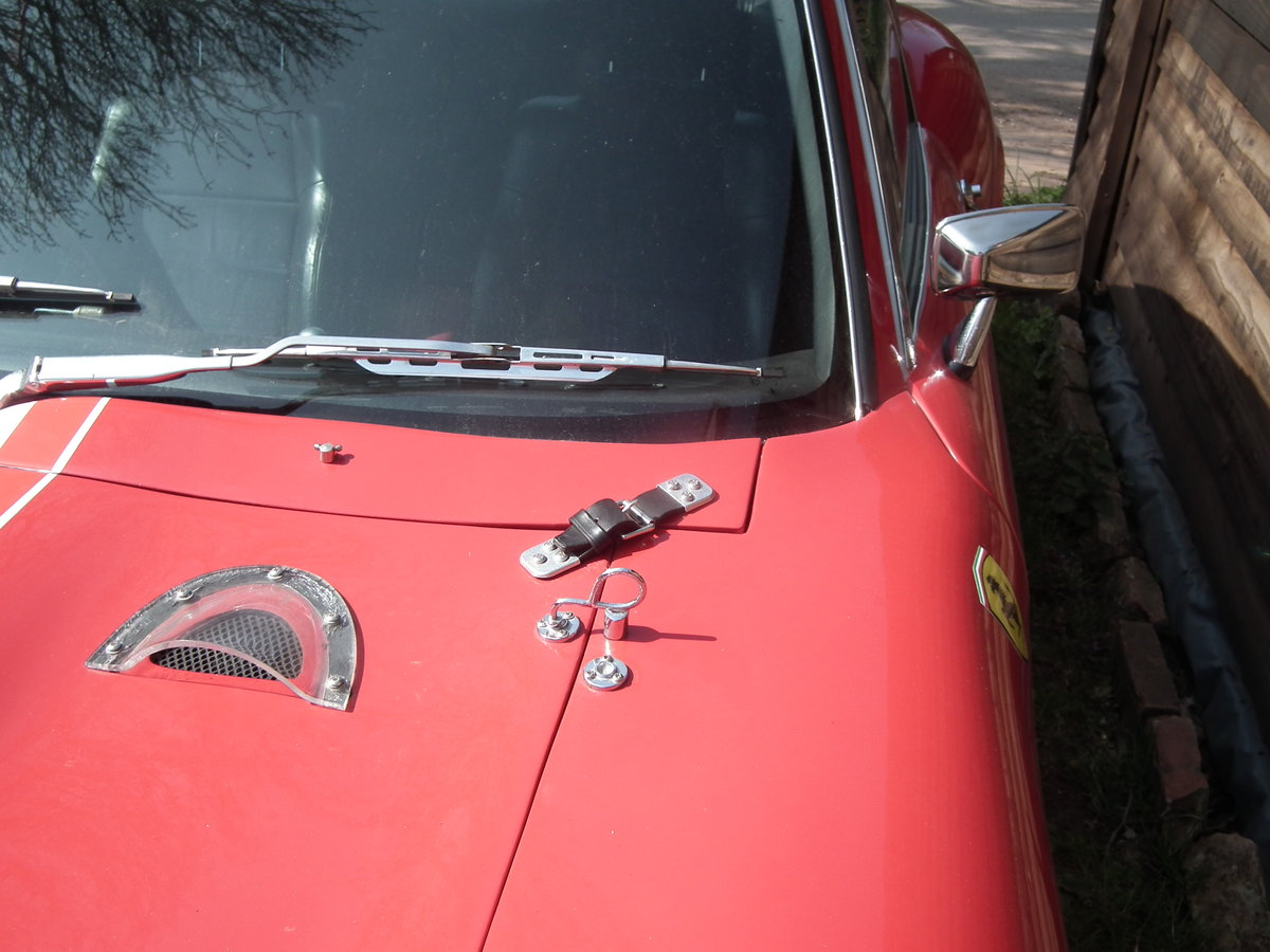 2009 250 GTO Recreation red 3 litre power For Sale (picture 4 of 6)