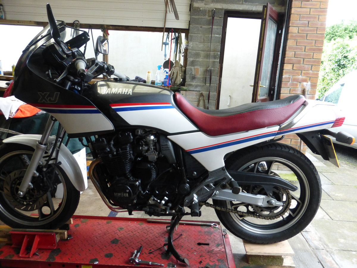 Yamaha XJ600 1990 Renovated For Sale (picture 1 of 6)