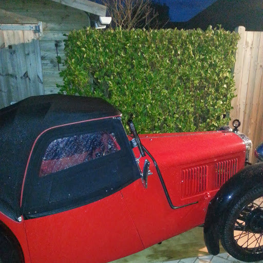 Austin 7 Nippy AEB. First reg 18/07/1934. SOLD (picture 4 of 6)