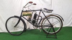 1901 Motorcycle Delin de Louvain (Belgien)