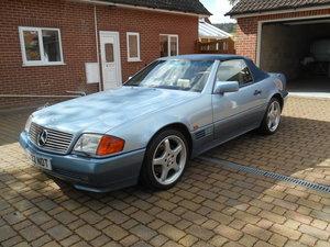 Stunning 1994 500SL for sale