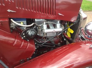 1951 Restored MG TD For Sale