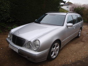 2002 Mercedes E220CDI Avantgarde Auto. Estate For Sale