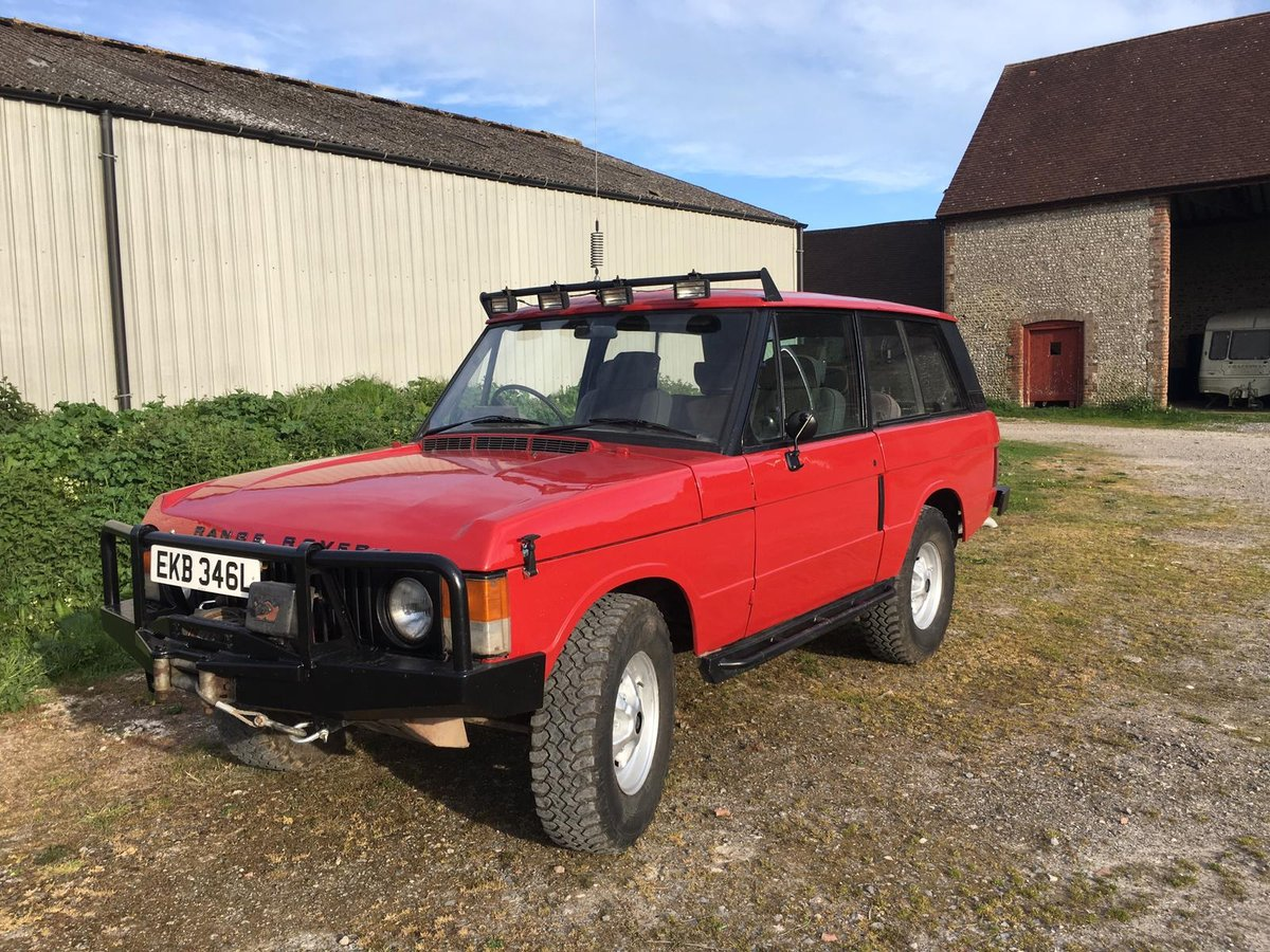 Range Rover Classic 1972 Suffix A 300 tdi For Sale (picture 1 of 6)