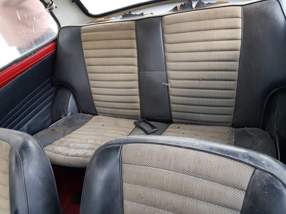 1974 Innocenti Mini Cooper 1.3 for restoration For Sale (picture 3 of 6)